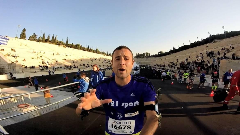 Documentar de alergare: Athens Marathon 2015