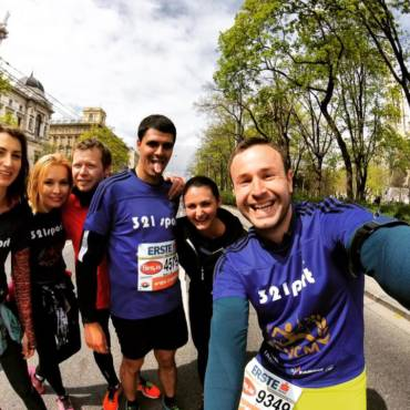 Documentar de alergare: Vienna City Marathon 2016