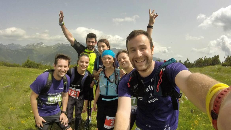 Documentar de alergare: Retezat Skyrace Romania 2016