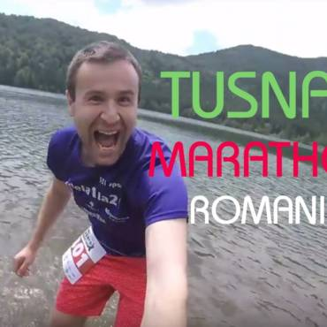 Documentar de alergare: Tușnad Marathon România 2016