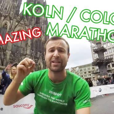Documentar de alergare: Koln Marathon 2016