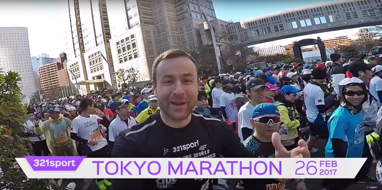 Documentar de alergare: Tokyo Marathon 2017