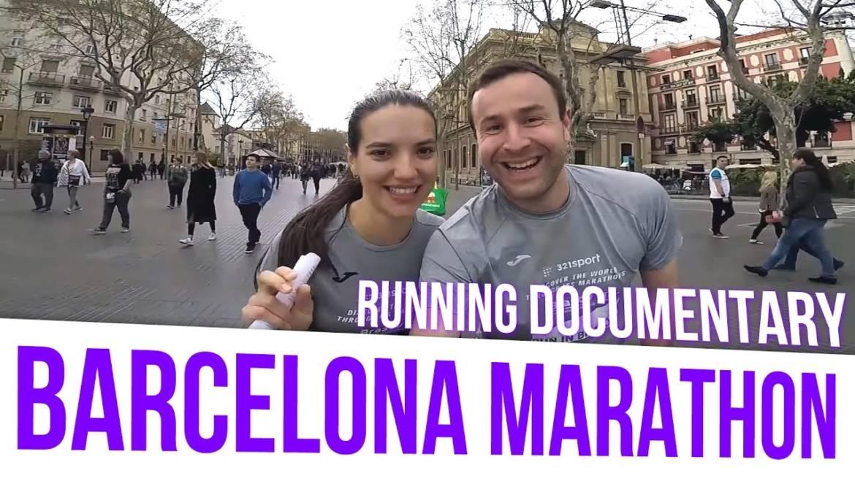 Documentar de alergare: Barcelona Marathon 2017