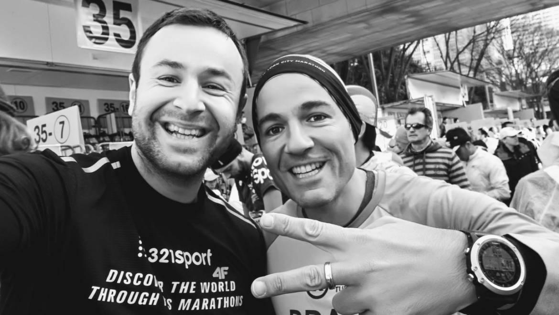 Gustavo: străinul care mi-a dat curaj să cred în alergare