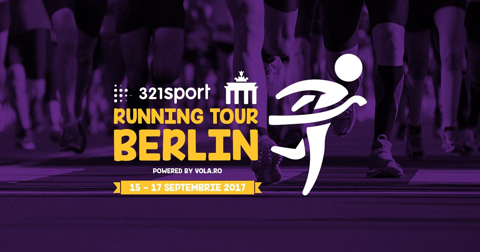 Descoperă Berlinul în alergare!