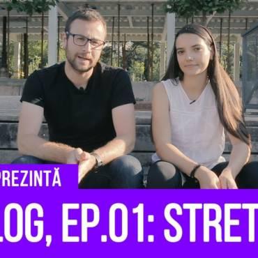 321sport VLOG: despre stretching [episodul #1]