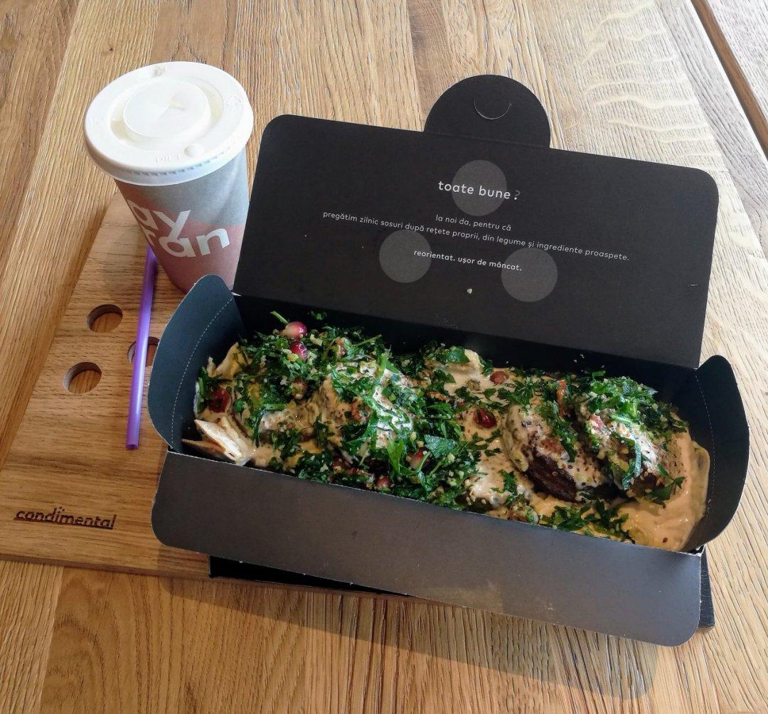 Maratonul culinar ep. 1: Condimental by Calif