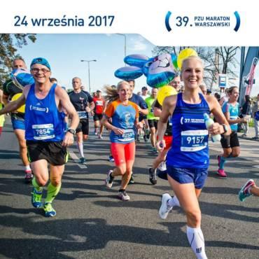 Pe 24 septembrie alergăm în Polonia! Warsaw Marathon