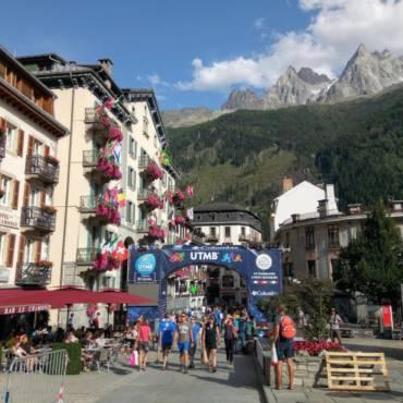 Jurnal de UTMB (ziua 2): Am aterizat la Olimpiada din Chamonix