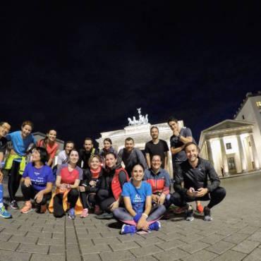 Am descoperit Berlinul în alergare. 321sport Running Tour a fost de vis!