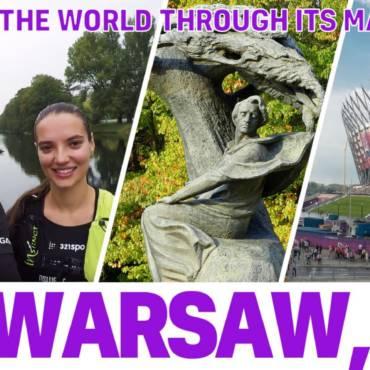 Documentar de alergare: Warsaw Marathon 2017