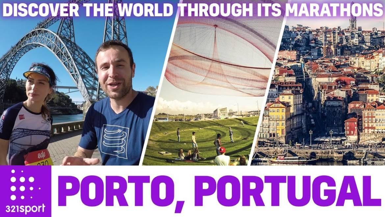 Porto Marathon – documentar de alergare / running documentary