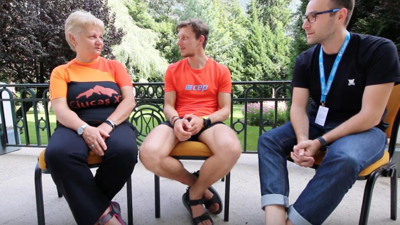 Alergători de poveste: 30 minute cu Robert Hajnal și mama lui