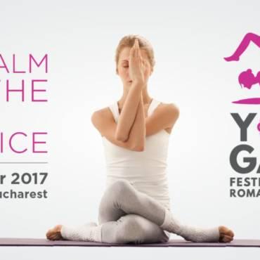 Yoga pentru alergători? Hai cu 321sport la Yoga Festival România!