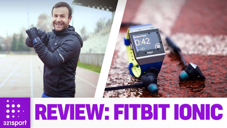 Fitbit Ionic – noi standarde în monitorizarea sportivă / Review + concurs