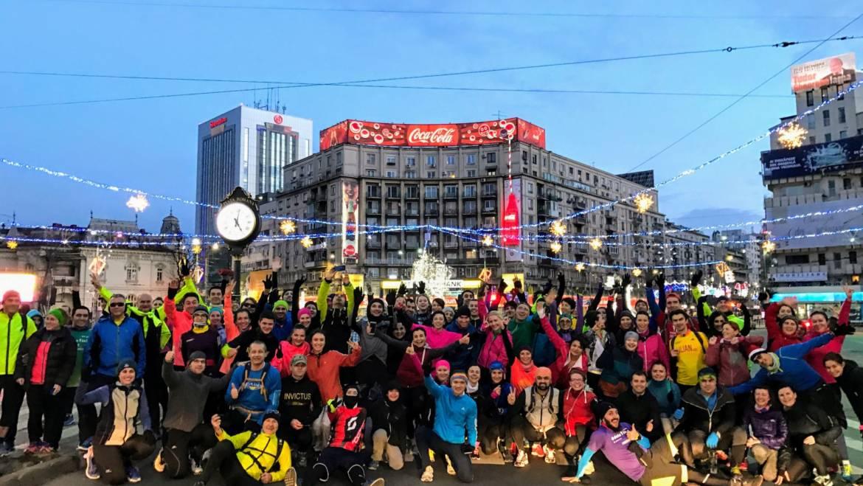 Revelionul Alergătorilor 2019-2020: ultima alergare din an!