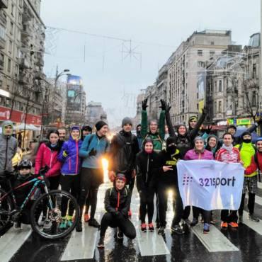Revelionul Alergătorilor 2017-2018: ultima (și cea mai galăgioasă) alergare din an