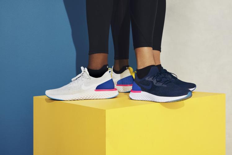 Nike Epic React: confortabili și de cursă lungă, acum disponibili și în România