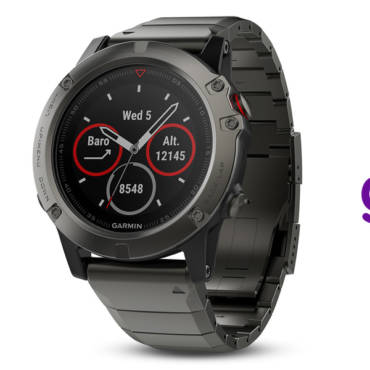 Garmin Fenix 5 review – cel mai cel ceas de alergare / BAD BOYS