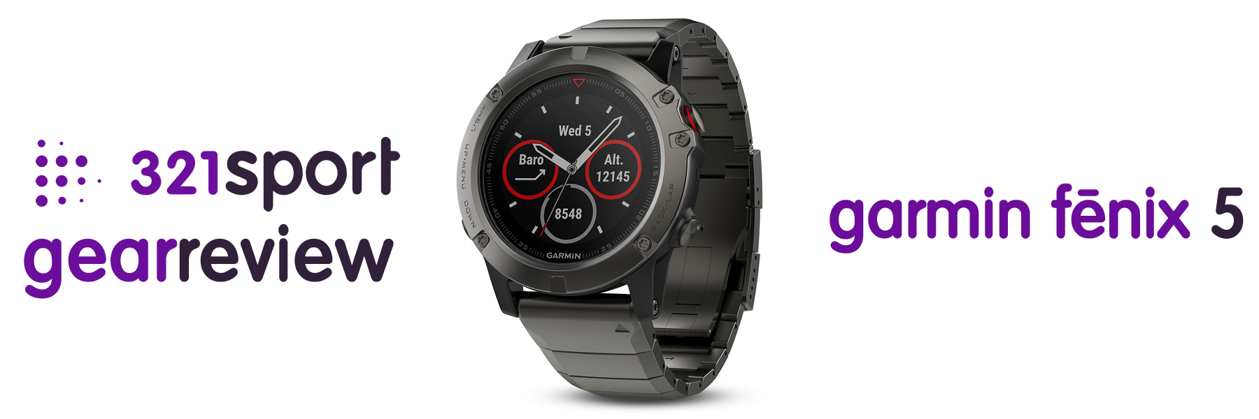 Garmin Fenix 5 review – cel mai cel ceas de alergare / BAD BOYS