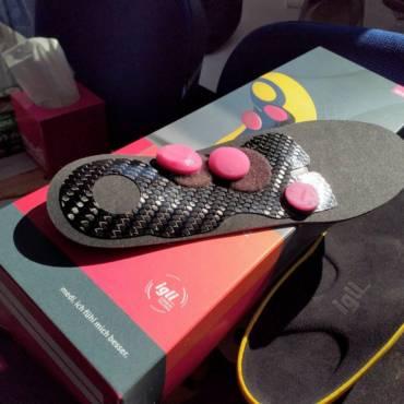 Nou în România: talonetele personalizate igli care îți corectează postura