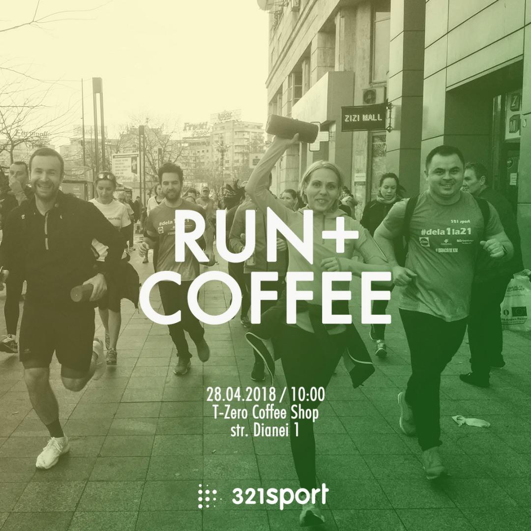 Alergare urbană și ceva bun în plus: 321sport RUN+