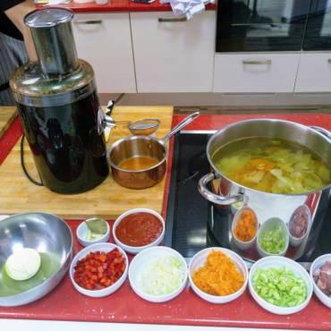 Alergători în Bucătărie #2 în imagini: Ce gătim înainte de cursă?