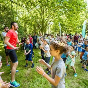 Un 1 iunie de neuitat: hai să facem sport la Maratonul de Mișcare în Familie!