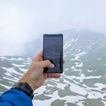 Poveștile 321sport prind viață cu telefonul Nokia 8 Sirocco