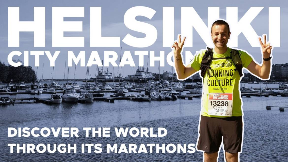 Helsinki Marathon – Documentar de alergare / Running Documentary