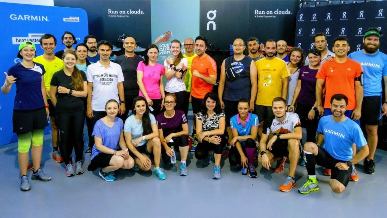 Am sărbătorit Ziua Globală a Alergării alături de On Running și Garmin