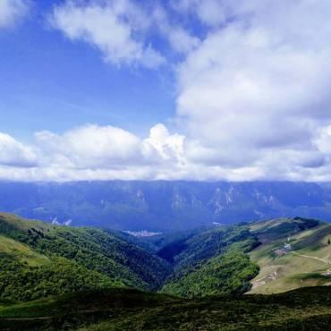 #RomaniaInAlergare: Vârful Baiul Mare (Comarnic – Posada – Munții Baiului – Azuga)