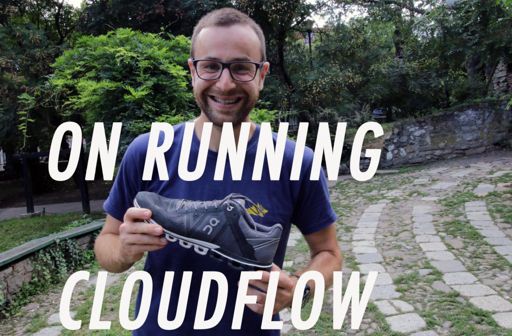 180 SEC: review On Running Cloudflow – pantofi alergare de șosea