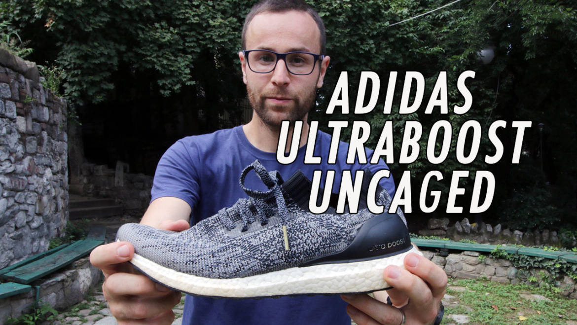 180 SEC: review adidas Ultraboost Uncaged