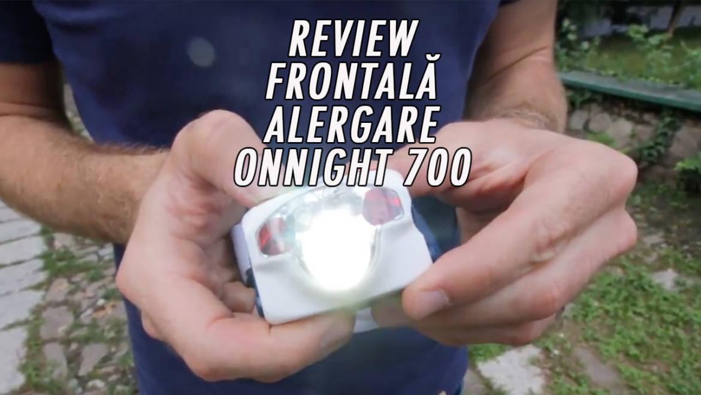 180 SEC: review Forclaz Onnight 700 (lanternă frontală pentru alergare)