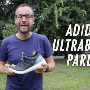 180 SEC: review adidas Ultraboost Parley