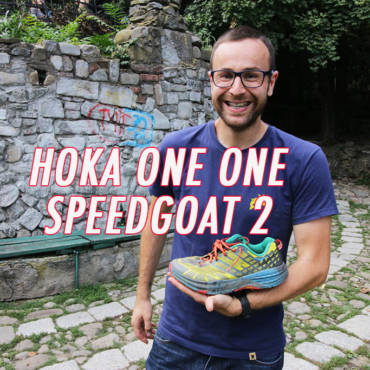 180 SEC: review Hoka One One Speedgoat 2