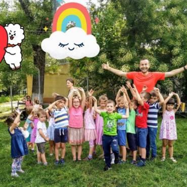 Karin Kids și 321sport: împreună pentru o generație de copii sănătoși și activi