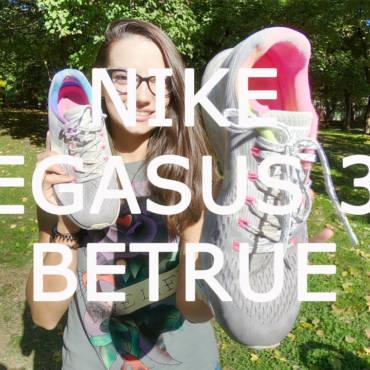 180SEC: review Nike Zoom Pegasus 34 – BETRUE – ediția specială LGBT