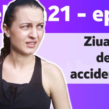 Bobocii #dela1la21 – ep. 8: Ziua mare de după accidentare!