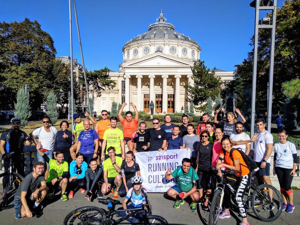 #BucharestRunningParty 2018: ne-am încălzit pentru maraton cu o super petrecere!