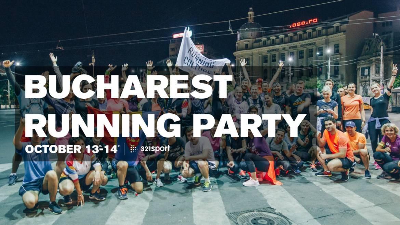 Bucharest Running Party 2018 // 321sport // Bucharest Marathon