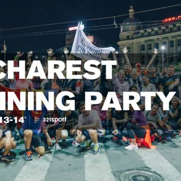 Bucharest Running Party 2018 // 321sport // Bucharest Marathon