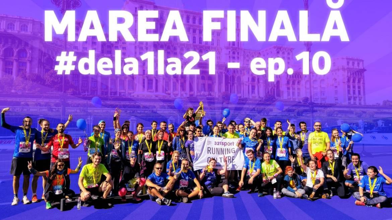 Bobocii #dela1la21 – ep. 10: PRIMUL SEMIMARATON!