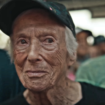 30 secunde de inspirație pură: primul maraton la 81 ani
