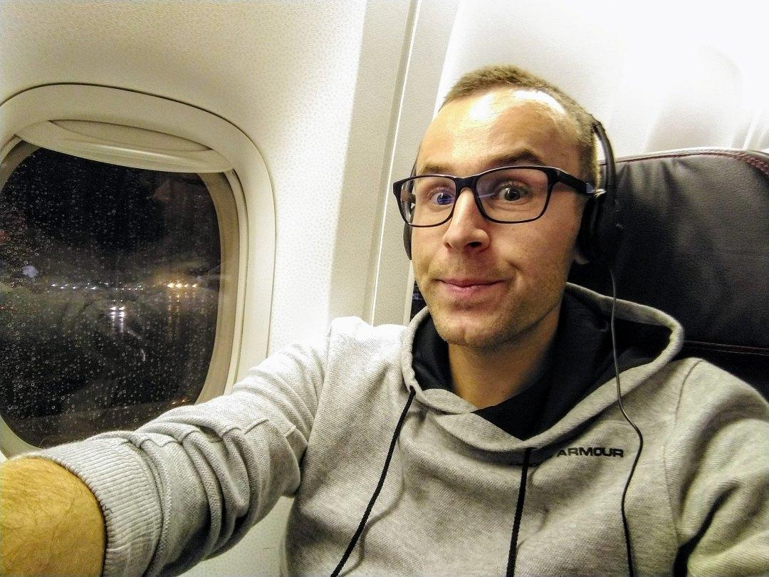 #321sportNYC (ep. 1) – un drum lung, jet lag, cearcăne și un film mișto
