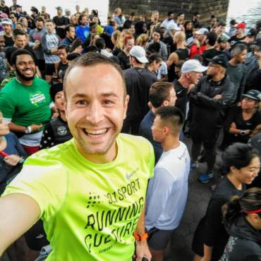 #321sportNYC (ep. 3) – Am alergat cu 50 running crews. Este un fenomen!