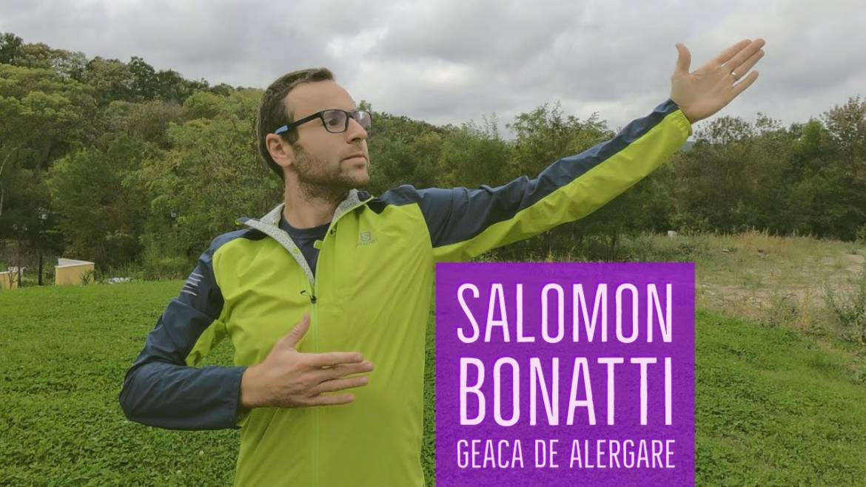 180SEC: review Salomon Bonatti – geacă de alergare impermeabilă