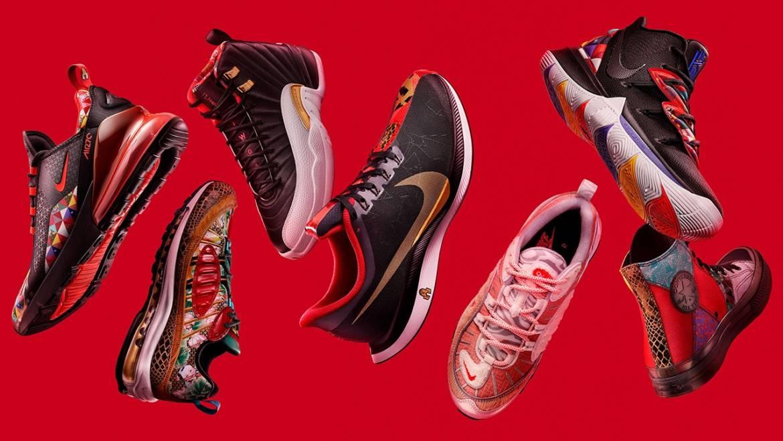 Colecție inedită Nike pentru celebrarea Anului Nou Chinezesc
