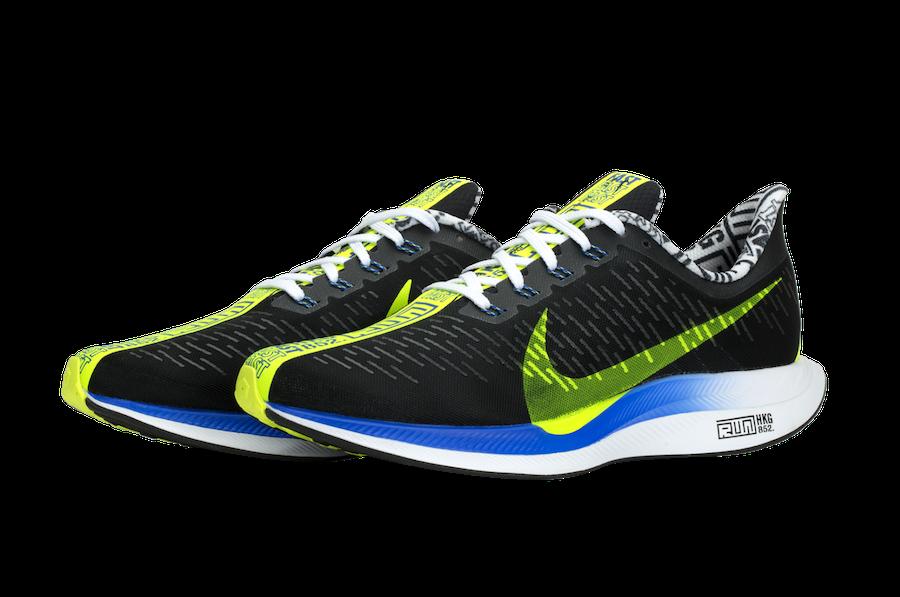 Nike Zoom Pegasus 35 Turbo aduce un omagiu Hong Kong Marathon 2019